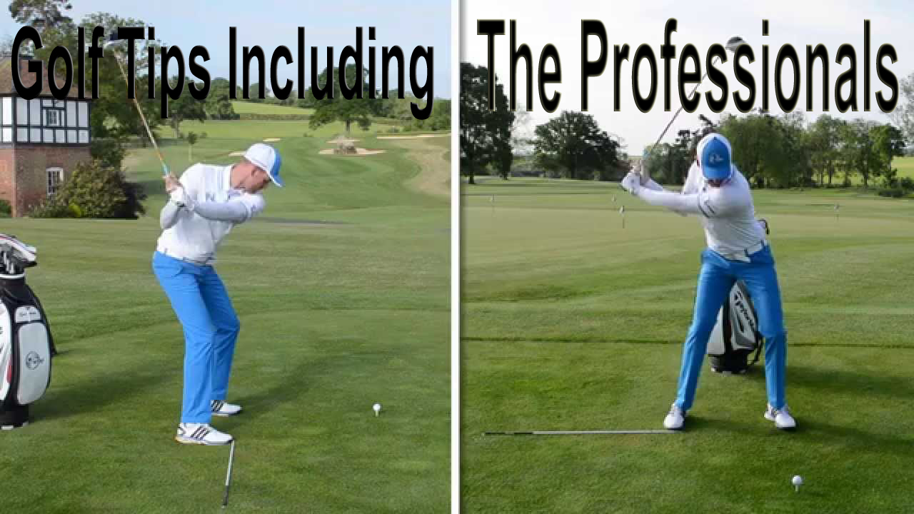 Golf Tips Including The Professionals Have To Know