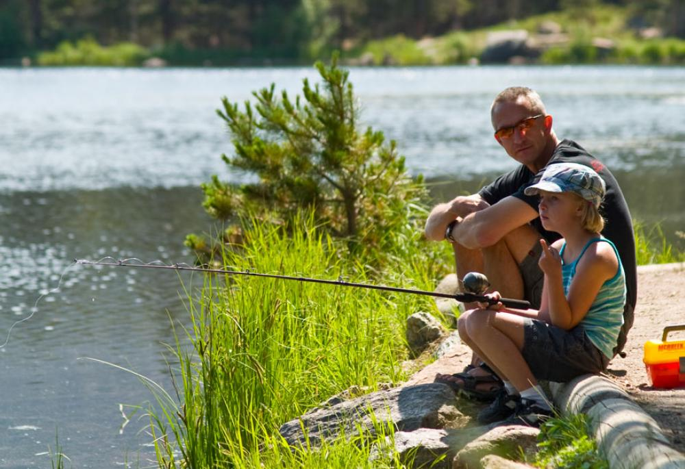 How to Get Your Child Fishing And Have Fun!