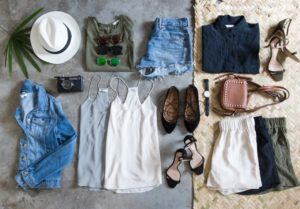 Deciding What to Pack For a Summer Vacation