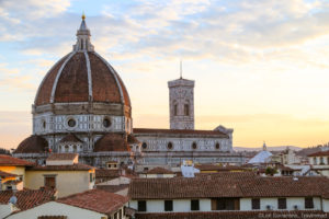 I Love Touring Florence Italy - Hotels Near the Cathedral
